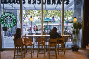 Starbucks Is Now Open for Loitering and It's a Terrible Business Decision