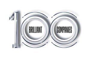 Entrepreneur's 100 Brilliant Companies of 2018