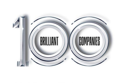 Entrepreneur's 100 Brilliant Companies of 2018