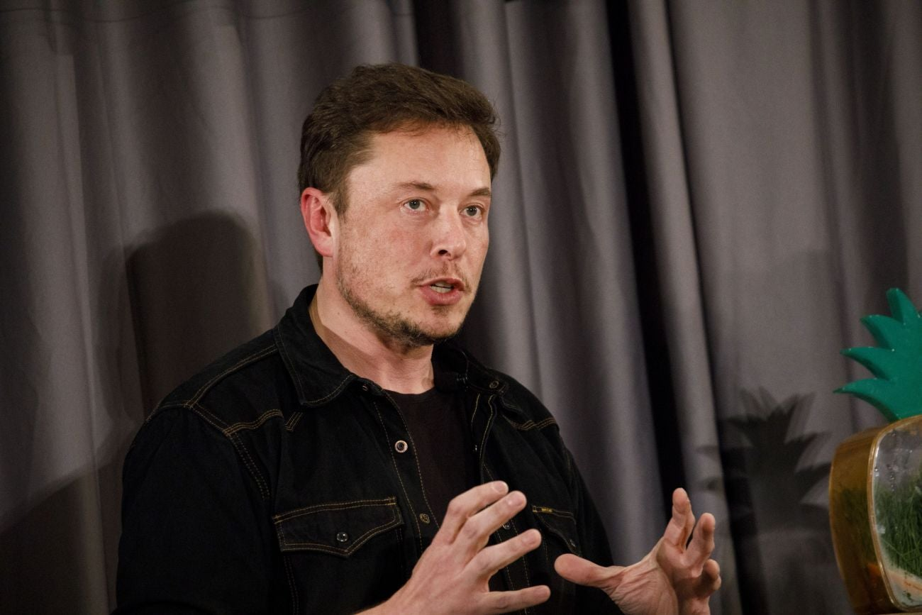 How Much It Would Cost Elon Musk to Become the World's Next Willy Wonka (Infographic)