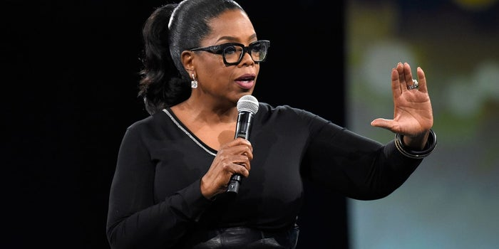 From Oprah Winfrey to Tim Cook, Leaders Offer Gems of Wisdom to the Class of 2018
