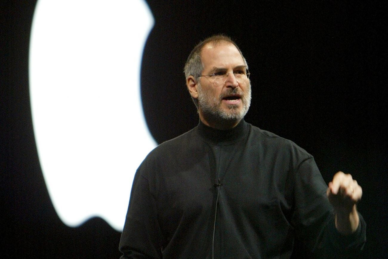 What You Can Learn from Steve Jobs About Distorting the Truth to Advance Your Vision