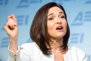 'Mark and I Strongly Disagree With Their Characterization': Facebook's Sheryl Sandberg Hits Back at Apple CEO Tim Cook in Simmering Data Row