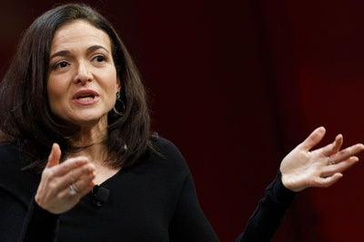 Sheryl Sandberg Claps Back at Apple CEO Tim Cook's Facebook Disses. 3...