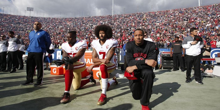 Why the New 'Take a Knee' Policy Isn't Likely to Heal the NFL's Damaged Brand