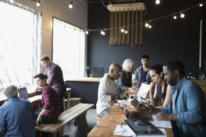 Diverse Teams Drive Innovation in Ways Homogeneous Teams Just Can't