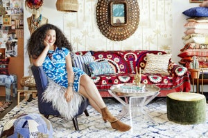 A Day in the Life of Famous Interior Designer Justina Blakeney