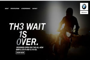 BMW's Gift for Bikers & Facebook's Exclusive News Show. 4 Things to Know Today.
