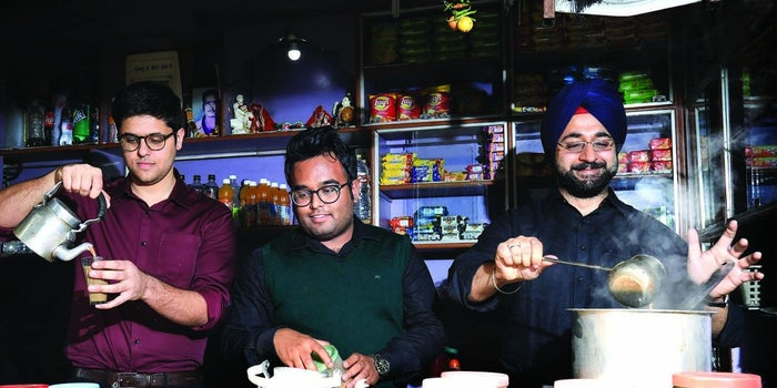 """How These """"Tea-Preneurs"""" Are Redefining India's Chai Culture"""