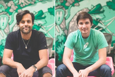 The Entrepreneurs Behind This Multibillion Dollar Company Share Why Su...
