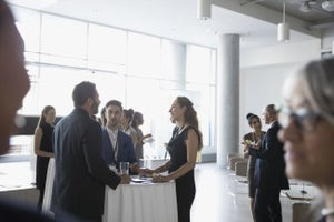 Successful Networking Is All About Having the Right Energy
