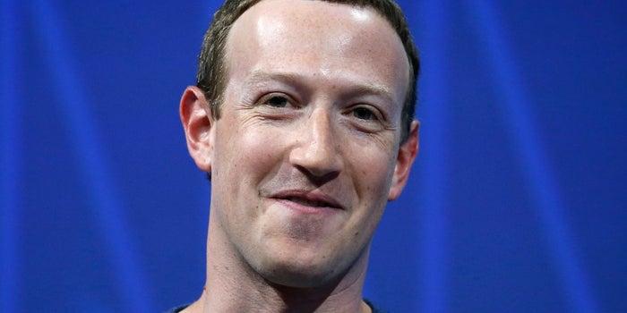 Mark Zuckerberg Soon to Replace Warren Buffett as World's Third-Richest Person