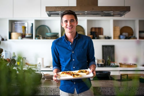 This Chef Went From Writing Cookbooks and Starring on Food Network to Being a YouTube Influencer