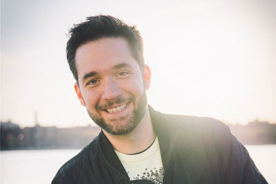 Reddit Co-Founder Alexis Ohanian's Top Self-Care Strategies for Entrep...