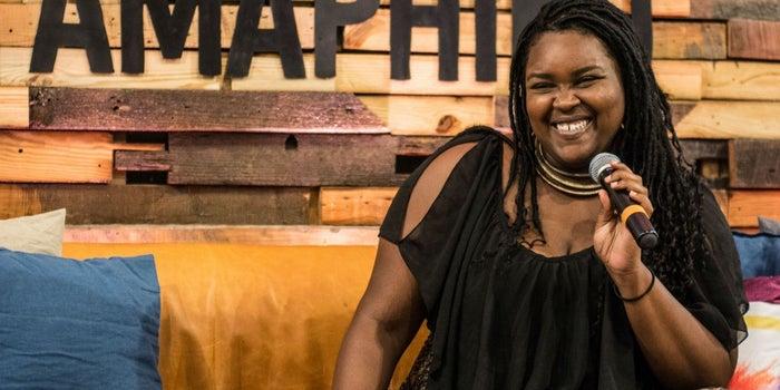 'When You Feel Alone, Crazy' -- This Social Entrepreneur's Mentor Talks Her Through the Rough Patches