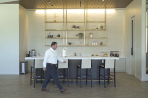 Flexibility and Visual Touches Make This Real Estate Company...