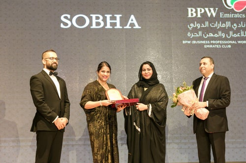 BPW Emirates And SOBHA Group Launch Connected Business Forum In Dubai
