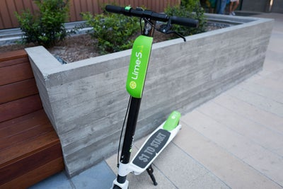 Uber Invests in Scooter Startup Lime