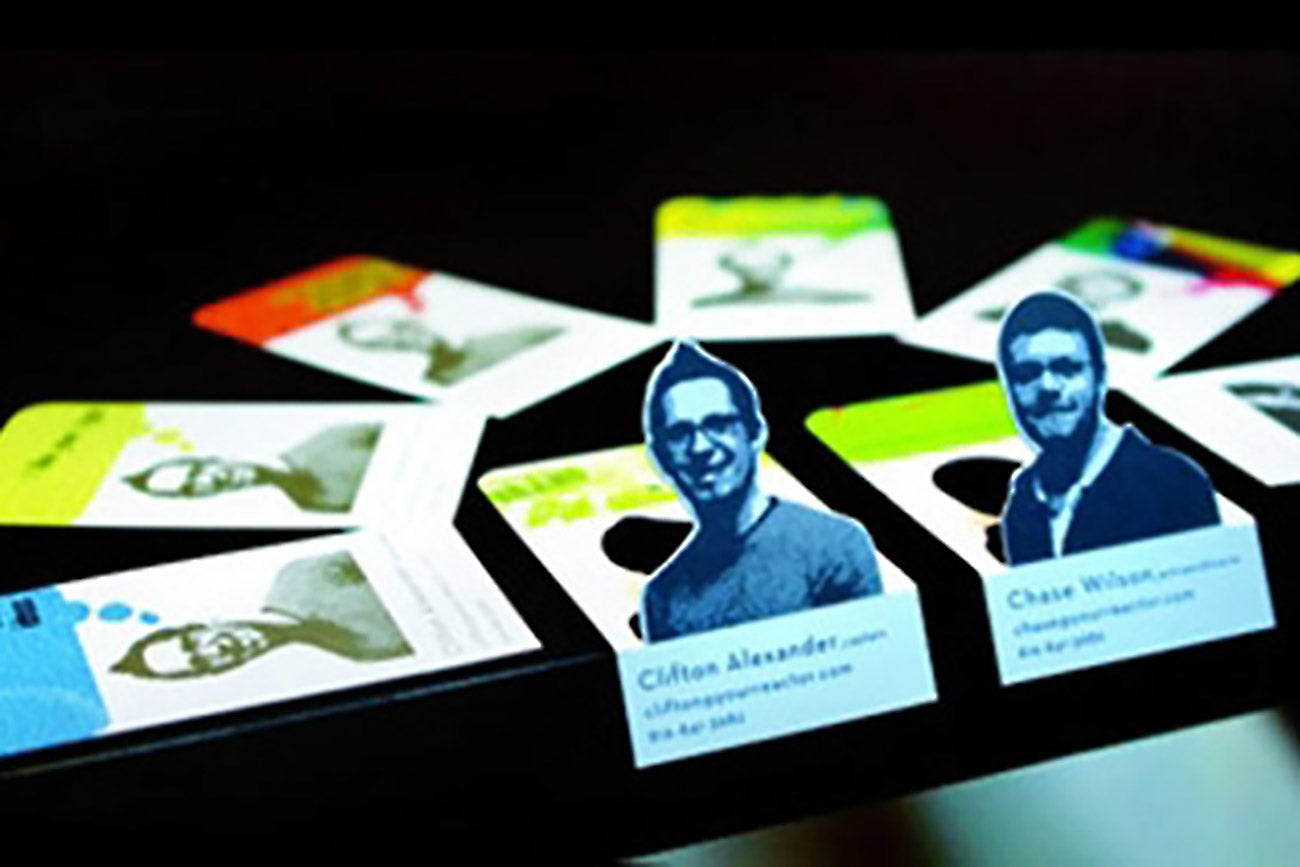 20 Inspired Business-Card Designs to Better Market Your Startup ...