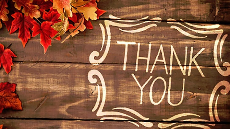 3 Clever Ways to Say Thanks This Turkey Day