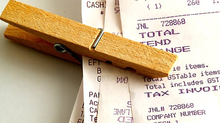 7 tips for keeping receipts organized for tax time reheart Images