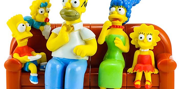 10 reglas del éxito de Los Simpson