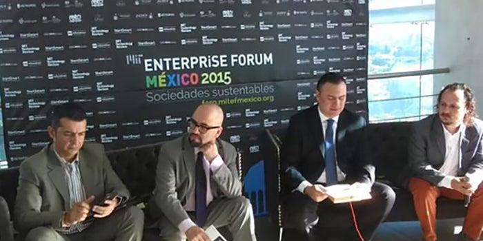 Arranca el MIT Enterprise Forum México 2015