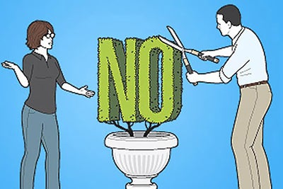 How to Soften Rejection With a Positive Message