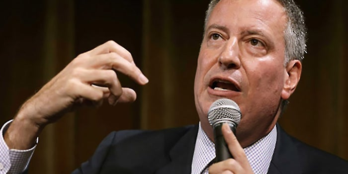 Airbnb Renters Open Their Homes to the Enemy: NY Mayor Bill de Blasio