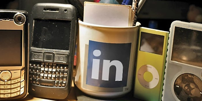 Amid Mobile Effort, LinkedIn Falls Short