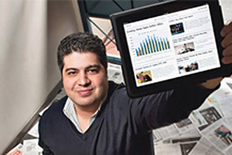 How Zite's iPad Magazine Is Bringing Browsing Back