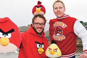 How Angry Birds Set Up Its Online Store with Shopify