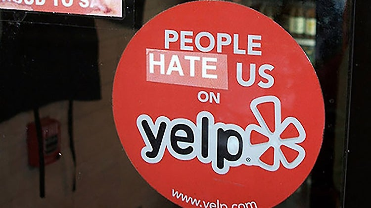 Angry Business Owners Appeal Yelp Ruling Over Alleged Extortion