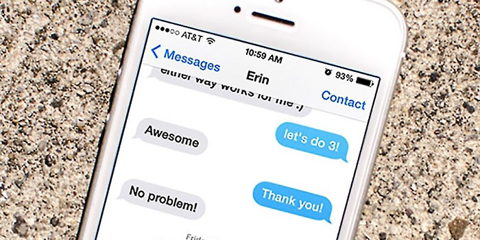 Apple Admits to iMessage Glitch in iOS 7 and Promises to Fix It