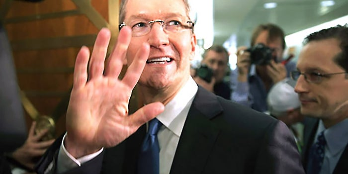 Lessons in Persuasion From Apple CEO Tim Cook