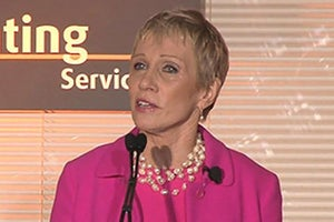 Barbara Corcoran on Risk-Taking, Failure and How to Get Back Up