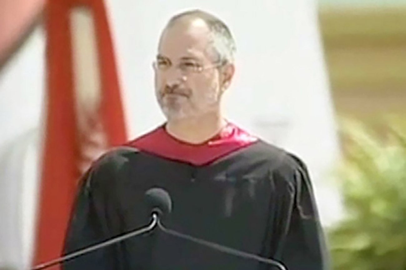 steve jobs commencement speech I guess there are no second opinions if i say that steve job's commencement speech to stanford in 2005 was probably his best speech till now the man who th.