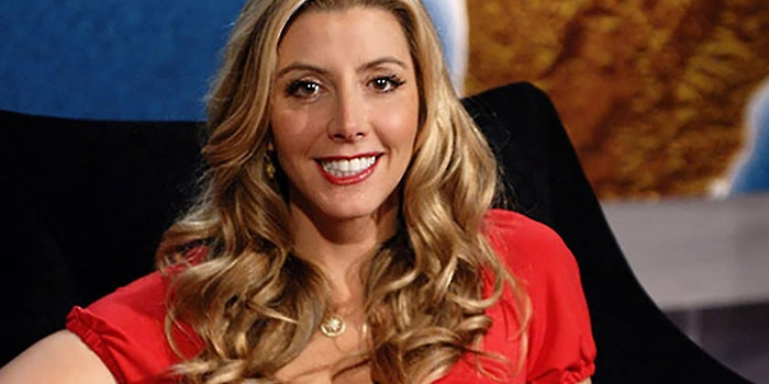 Billionaire Sara Blakely Pledges to Give Away Half of Her Fortune