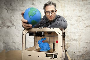 MakerBot's Bre Pettis on the Next Industrial Revolution