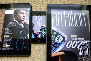 App Syncs Phone and Tablet Screens to Create One Big Picture
