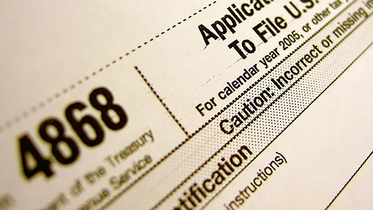 How to Buy More Time on Your Taxes With an Extension