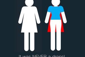 ¿Y si cambiamos los vestidos por capas?