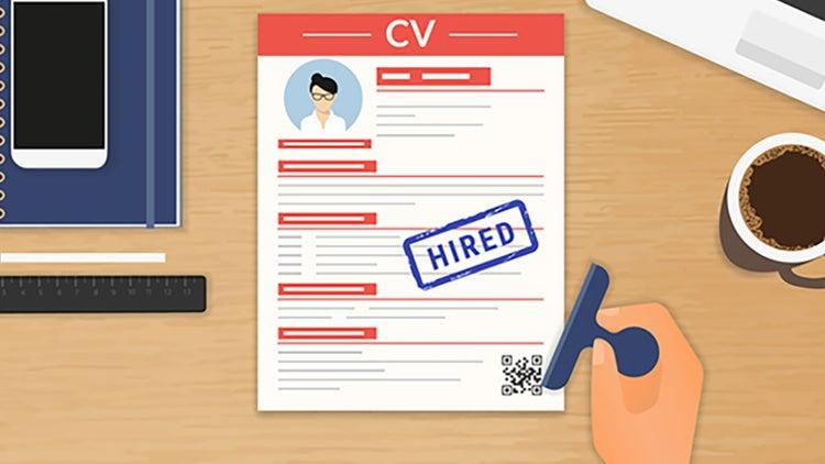 CV: 3 cosas que no deberían importar a las empresas