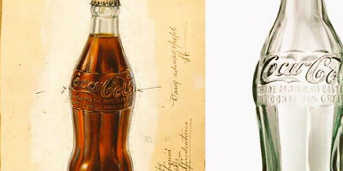 La botella de Coca Cola cumple 100 años