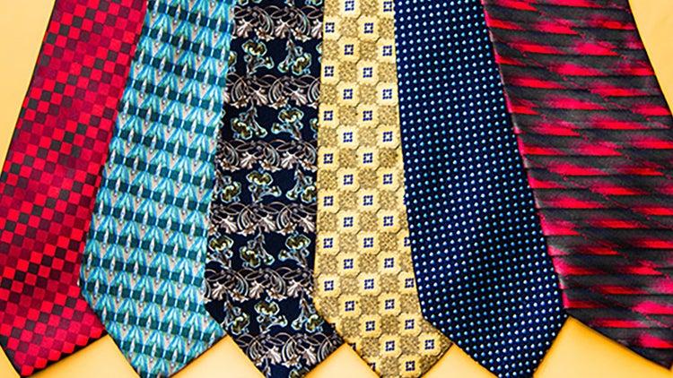 Tienda en línea de corbatas