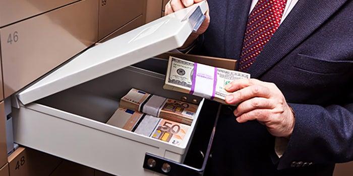 Estudio: la corrupción en el mundo empresarial