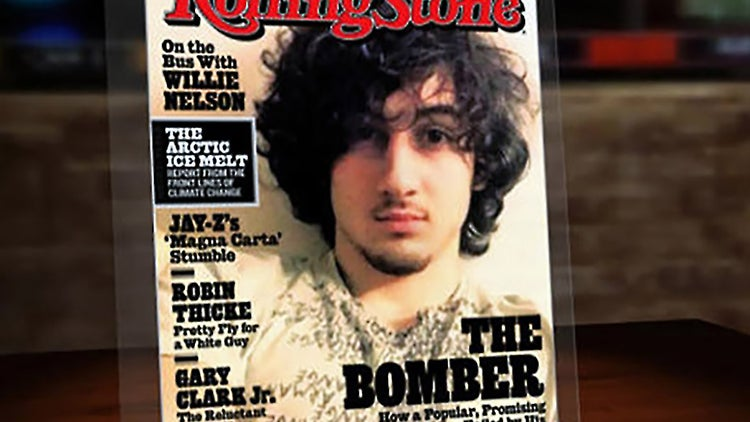 Could Rolling Stone's Boston Bomber Cover Be a Smart Marketing Move?