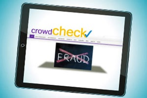 CrowdCheck Helps Startups Navigate Crowdfunding Laws