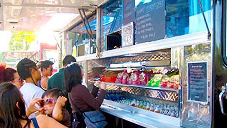 A Day in the Life of a Mobile Food Mogul