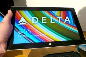 Delta to Replace Flight Bags With Microsoft Surface 2 Tablets